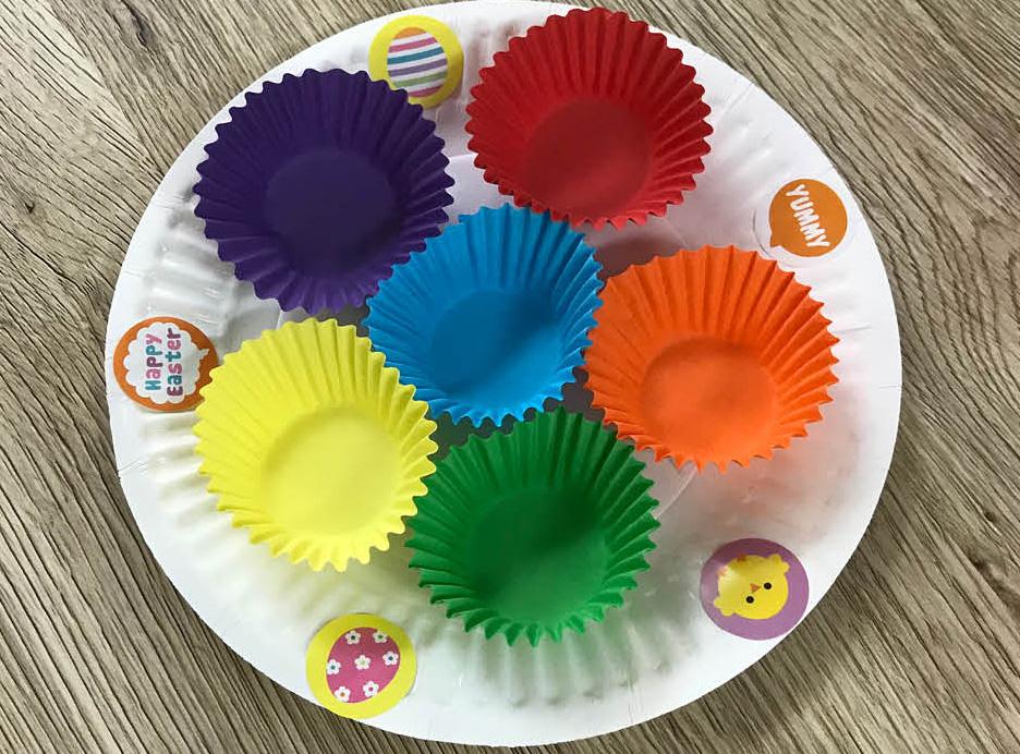 Easter Craft Activity Playgroup Sa
