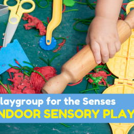 Playgroup for the Senses - Indoor Sensory Play
